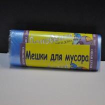 0223 Пакет мусорный 30 л 30 шт Домовёнок (1/50)