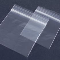 0666 Пакет зип-лок 10х10 40мкм 100шт (1/100/1000)