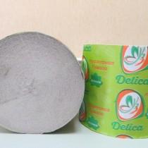 0472 Туалетная бумага Делика 120 грамм без/втул (1/40)