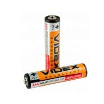 1091 Батарейки мизинчиковые алкалиновые Видекс (2/60)