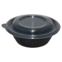 0779 Миска суповая с крышкой ПР-МС-350 (90/540)