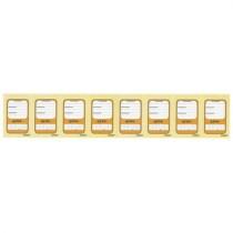 0349 Ценник картонный в ассорт. 8 окош (1/20)