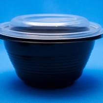 0366 Миска суповая с крышкой ПР-МС-500 (90/540)