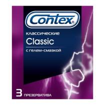 0335 Презервативы CONTEX Classic №3 (1/12)