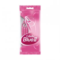 1139 Станок для бритья Gillette BlueII для женщин  5 шт (1/24)