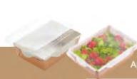 Салатник с прозр.крышкой Eco opsalad 450 мл(120/145*75/100*55)(400шт)
