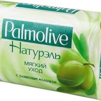 1354 Мыло Палмолив 90 гр оливки и молоко (6/72)
