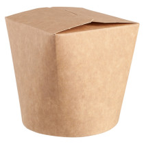 1327 Коробка для лапши 750 мл КРАФТ (50/500)