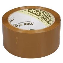 1319 Скотч 48ммх120м Клеб (38мкн) коричневый (1/36)