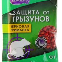 1046 Отрава для мышей Домовенок (зерно)  200гр (1/30)