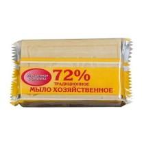 1434 Мыло хозяйственное в индивид. упак. 72%  200г (1/45)