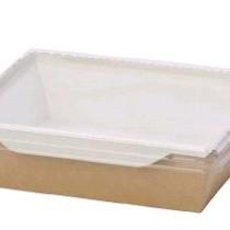 1417 Упаковка Eco OpSalad 400 мл с прозр. кр. 140*100*45(400/400)