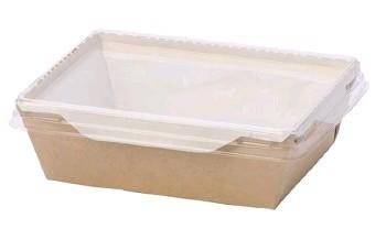 1414 Упаковка ECO OpSalad 1000 мл 220*160*55 (150/150)