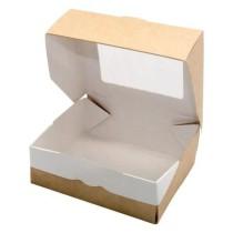 0746 Упаковка Ланчбокс 300 мл ECO TABOX 100*80*35 (50/300)